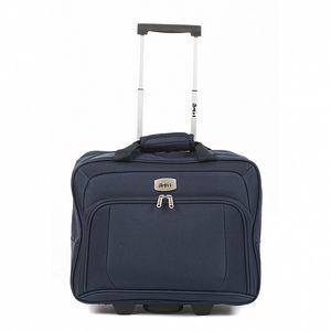 Modrá taška na kolieskach Artvi