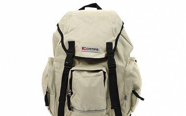 Béžový sportovní batoh s přezkami Artvi