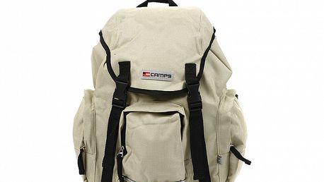 Béžový športový batoh s prackami Artvi