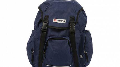 Modrý batoh s přezkami Artvi