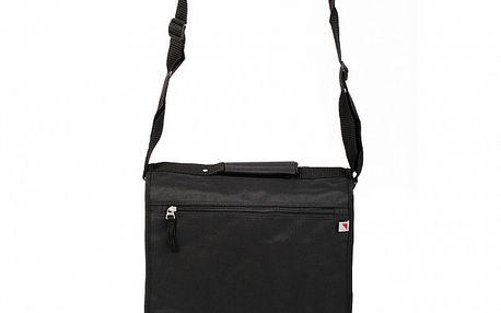 Čierna taška na dokumenty Artvi