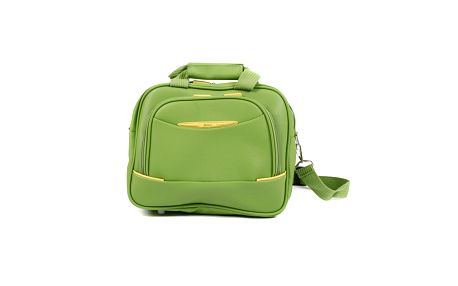 Zeleno-žltá cestovná taška Artvi