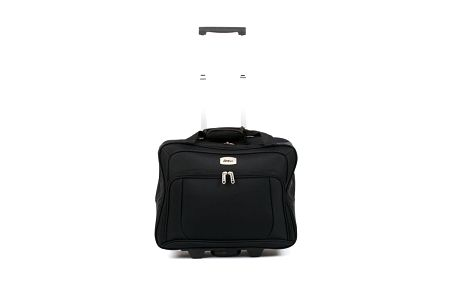 Černá taška na kolečkách Artvi