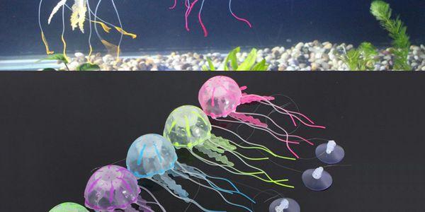 Medúza - dekorace do akvária a poštovné ZDARMA! - 167