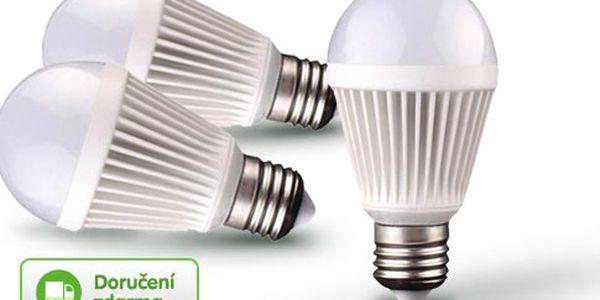 LED žárovky 9 W – úspora energie až 95 %