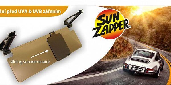 Protisluneční clona do auta Sun Zapper®