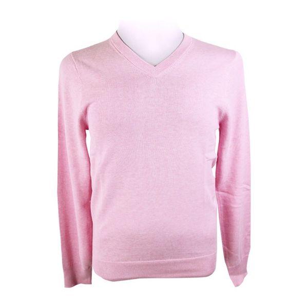 Pánský svetr Louis Estére růžový