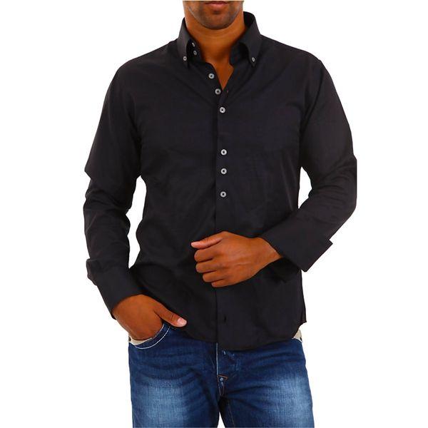 Pánská košile Redbridge černá