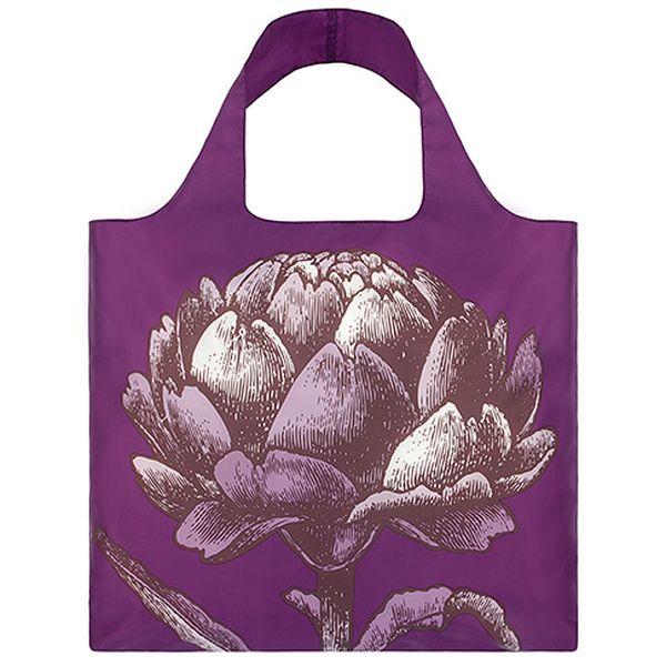 Fialová taška Flower