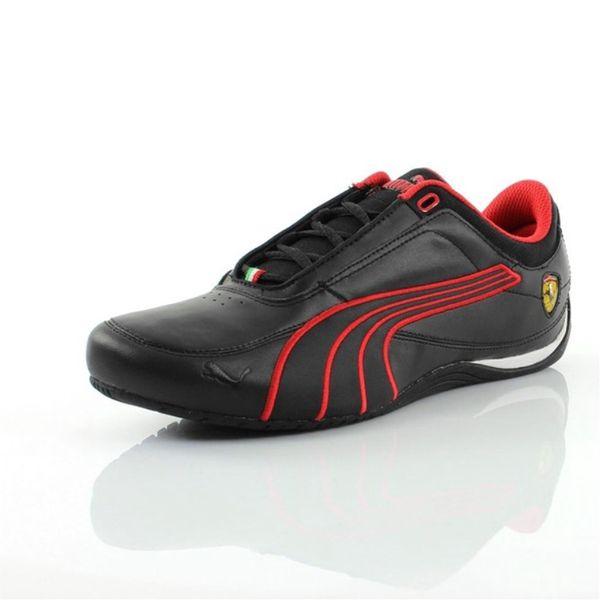 Pánské tenisky Puma černo-červené