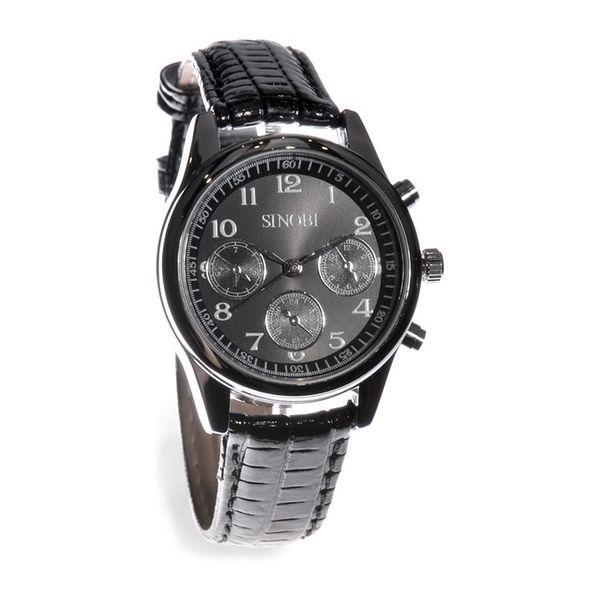 Dámské hodinky Sinobi antracitové