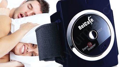 Hodinky proti chrápání Relcare Snore Stopper!