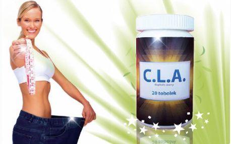 Báječných 76 Kč za 20 tablet CLA, které pomáhají se spalováním tuků. Zformujte si postavu do plavek! Zdravé hubnutí se slevou 75%!