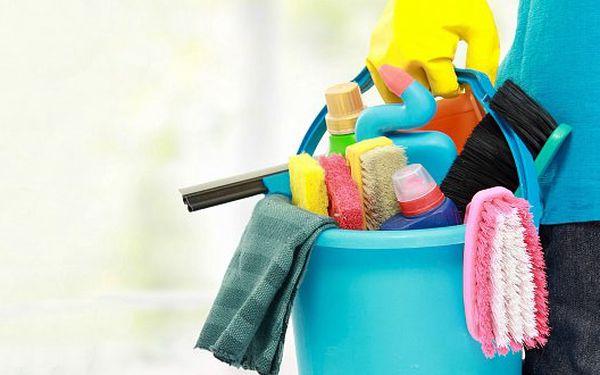 Jednorázový generální úklid Vaší domácnosti již od 499 Kč. Nechte si uklidit Váš byt či dům od profesionálů za poloviční cenu!