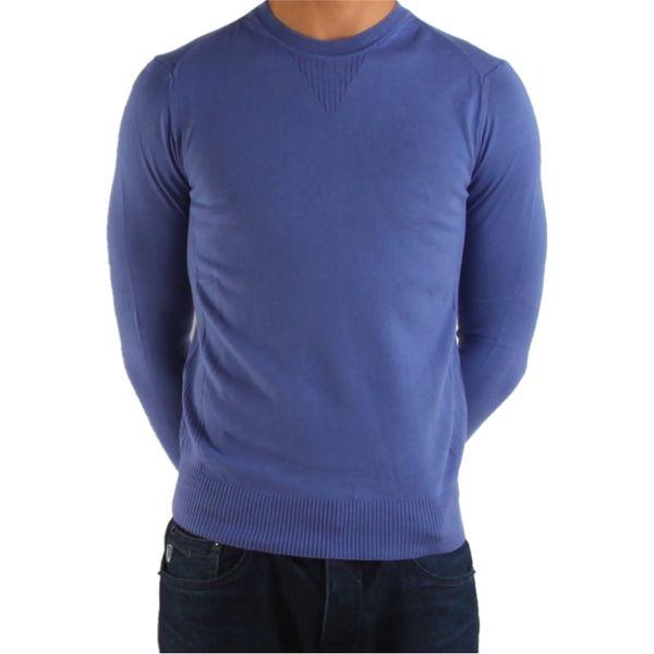 Pánský svetr Calvin Klein modrý