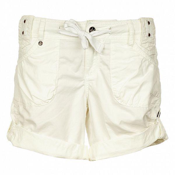 Dámské bílé bavlněné šortky O´Neill