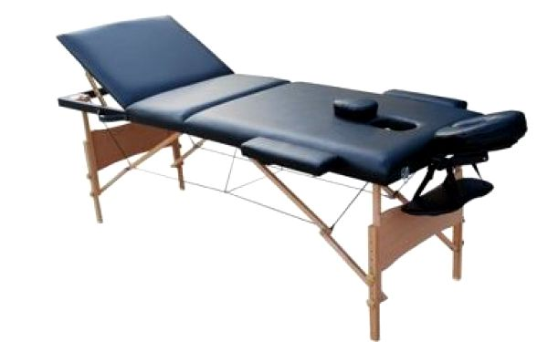 Masáž v pohodlí domova s tímto profesionálním trojdílným masážním stolem za cenu, kterou jinde nenajdete!! Několik variant!!