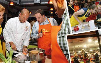 Škola varenia Chefparade