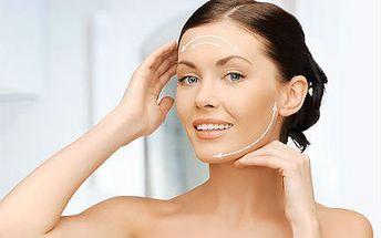 Hodinové kosmetické ošetření pleti!