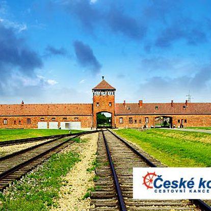 Krakov (UNESCO) a Osvětim – celodenní zájezd