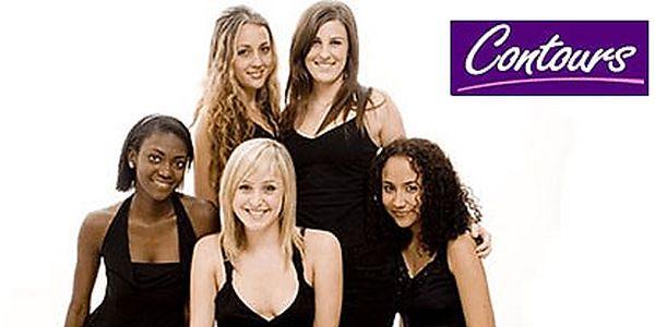Neomezené měsíční členství ve fitness Contours pro ženy