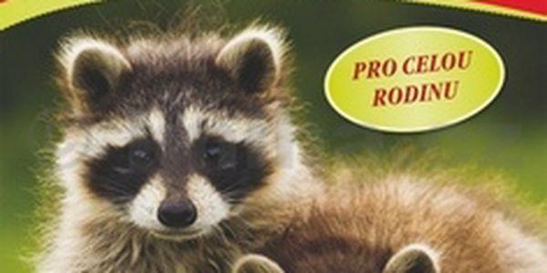 134 výletů za zvířátky - Poutavá a prakticky uspořádaná barevná příručka