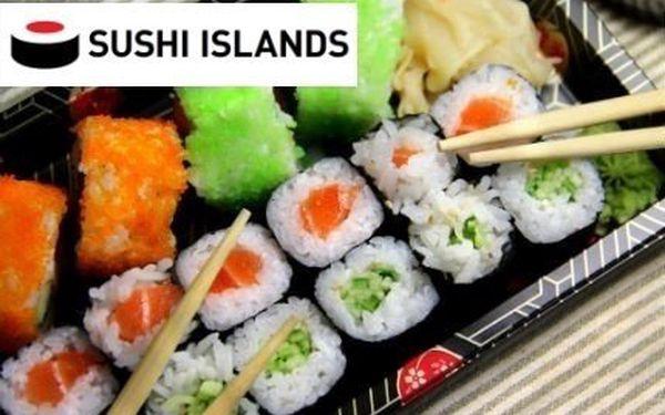 Luxusní TAKE AWAY SUSHI menu PRO DVA!