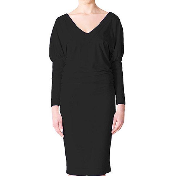 Černé šaty Niké