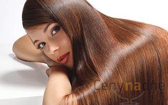 Predĺženie vlasov a úprava strihu