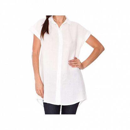 Dámska biela košeľa Sandalo