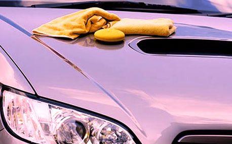 Ručné umytie exteriéru a interiéru auta