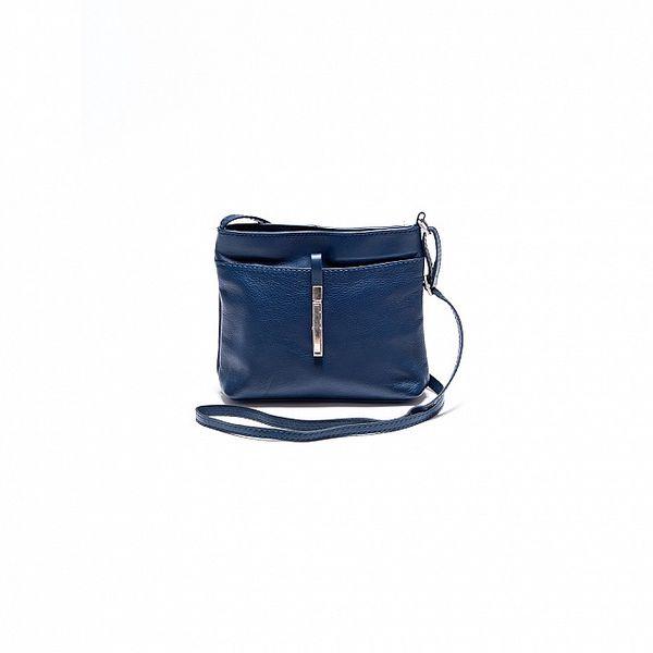 Dámska tmavo modrá kabelka Roberta Minelli
