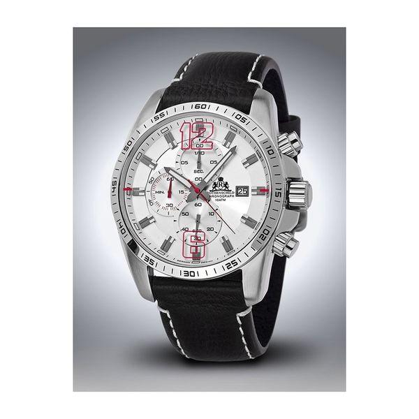 Pánské hodinky Rothenschild Techno černé