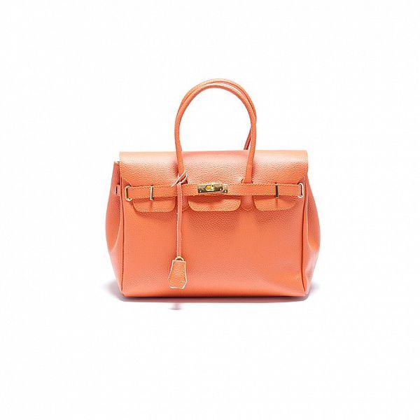 Dámská oranžová kabelka Roberta Minelli
