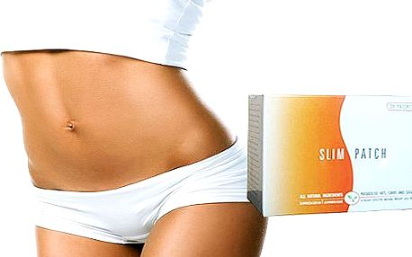 Přírodní magnetické náplasti na hubnutí SLIM PATCH - 30 kusů. Přestaňte hubnout, zhubněte! Přírodní cestou, bezbolestně a hlavně v pohodě!