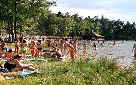 LETNÍ PRÁZDNINOVÝ pobyt na 5 dní poblíž Máchova jezera