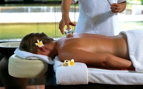 Léčivá baňková masáž - Půlhodinové uvolnění, které odblokuje zatuhlá a bolavá záda jen za 169,-Kč