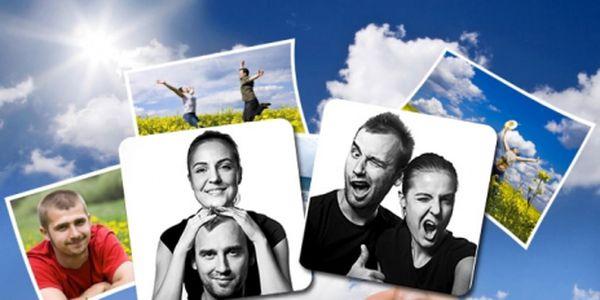 Udělejte radost svým blízkým originálním dárkem! 2 ks MĚNÍCÍCH se FLIP fotografií o rozměru 80x50 mm za senzační cenu 99 Kč VČETNĚ POŠTOVNÉHO! Sleva 67%!