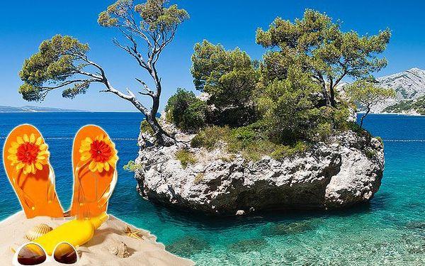 Dovolená v Chorvatsku ve Střední Dalmácii
