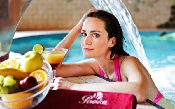 Bukfurdo - 5 dnů pro dva s polopenzí u termálních lázní v Maďarsku, komfortní Hotel Piroska 4* Ideální prostředí pro děti!