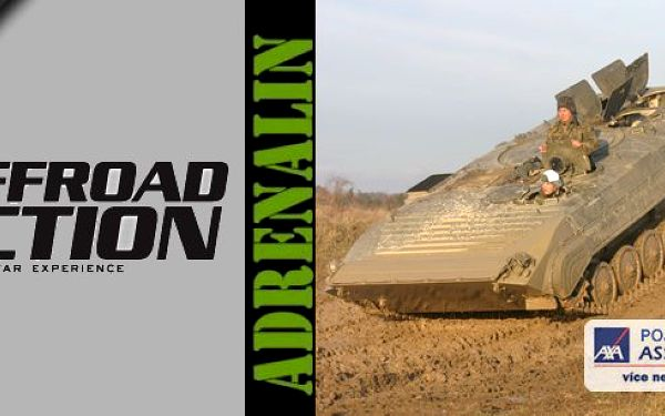 Areál Offroad Action