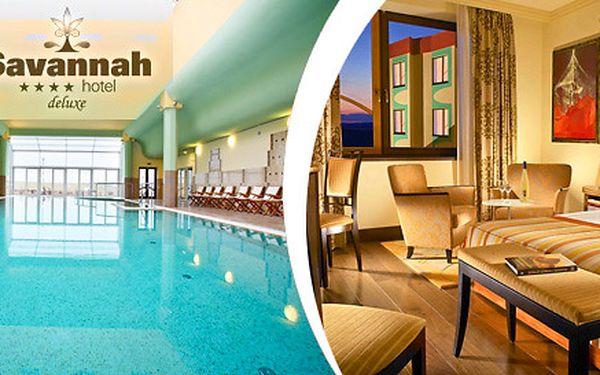 Pobyt pro dva v luxusním Hotelu Savannah****