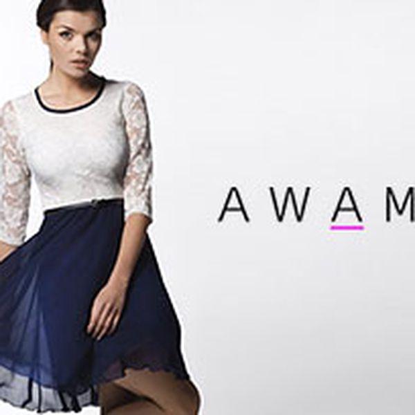 Dámské šaty, sukně a halenky Awama
