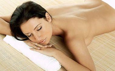 Hodinová celotělová aroma masáž Granátové jablko. ...