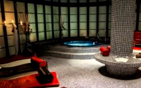 3 denní relaxační pobyt s aquaparkem a relaxačními procedurami