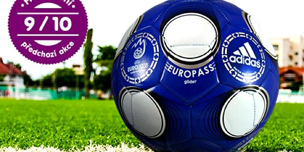 Fotbalový míč Adidas Euro 2008