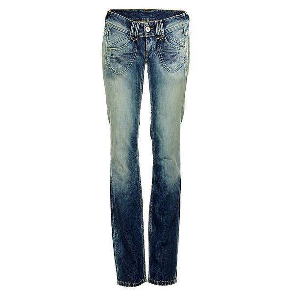 Dámské modré džíny Pepe Jeans