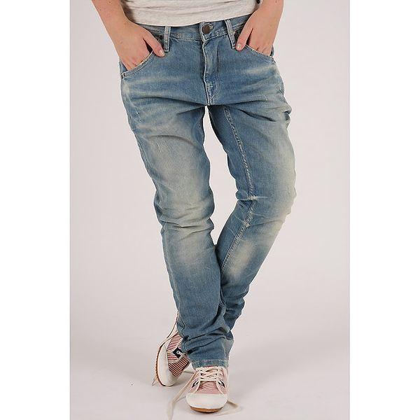 Dámske svetlo modré džínsy Pepe Jeans