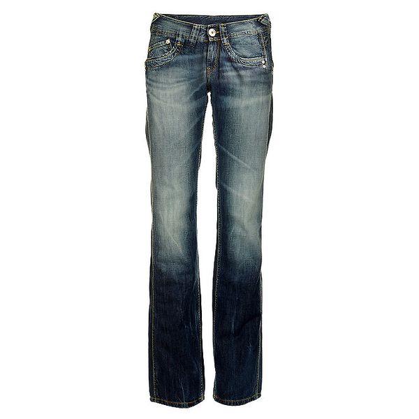 Dámské modré šisované džíny Pepe Jeans