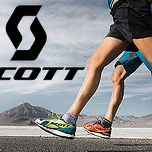 Dámské a pánské běžecké boty Scott